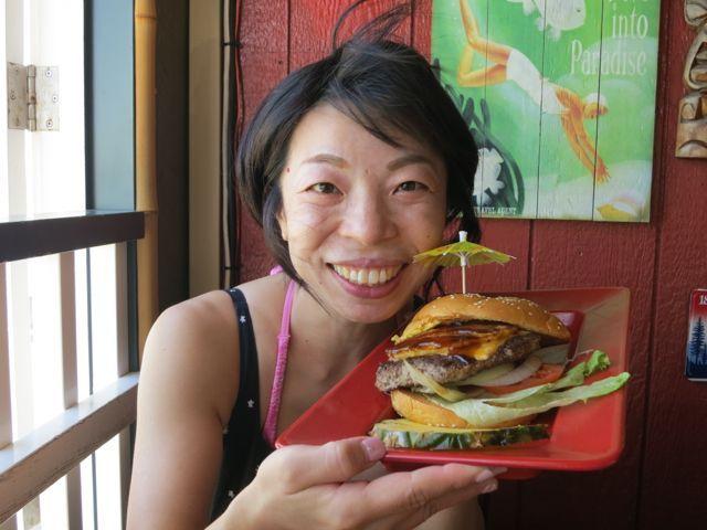 minakuのブログ-バーガー