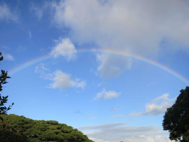 minakuのブログ-虹