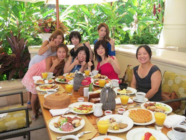 minakuのブログ-breakfast