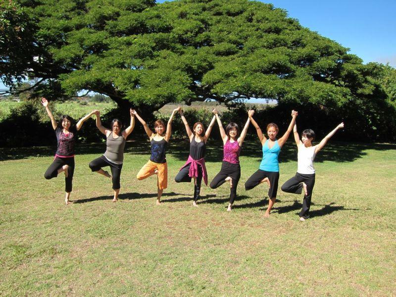 minakuのブログ-garden yoga